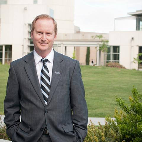 Michael Lairmore, Dean UC Davis School of Veterinary Medicine